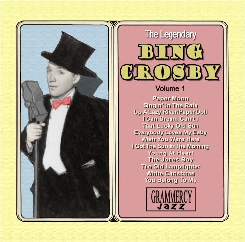 Bing Crosby If This Isn't Love cover art