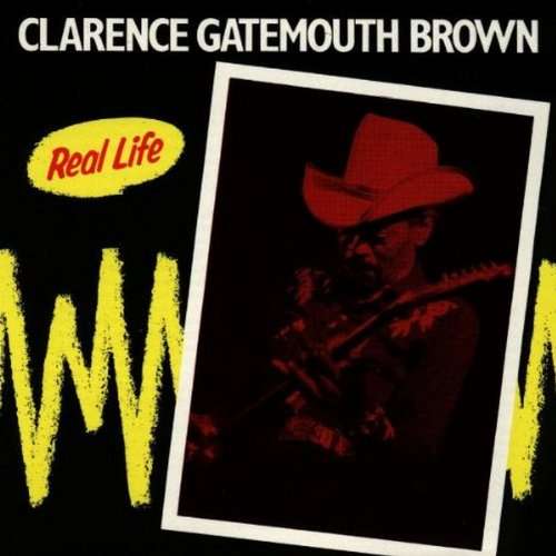 """Clarence """"Gatemouth"""" Brown Okie Dokie Stomp cover art"""