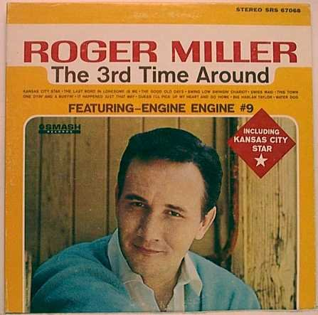 Roger Miller The Last Word In Lonesome Is Me cover art
