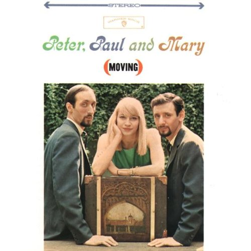 Peter, Paul & Mary Puff The Magic Dragon cover art