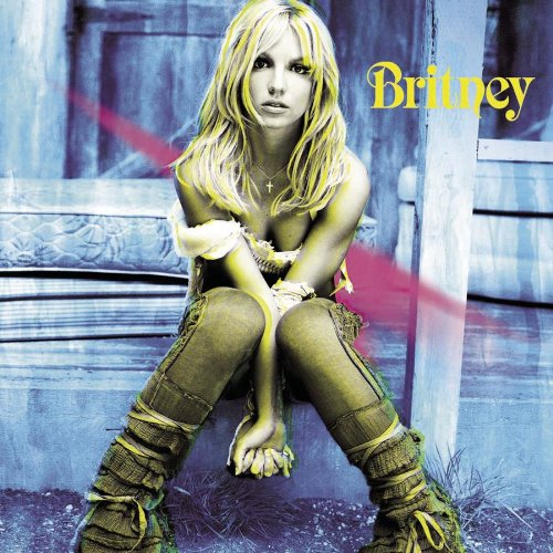 Britney Spears Overprotected cover art