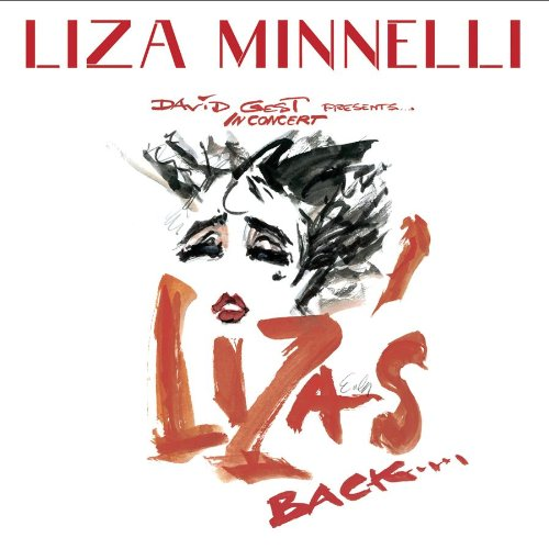 Liza Minnelli Cabaret cover art