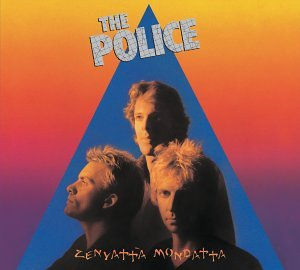 The Police De Do Do Do, De Da Da Da cover art