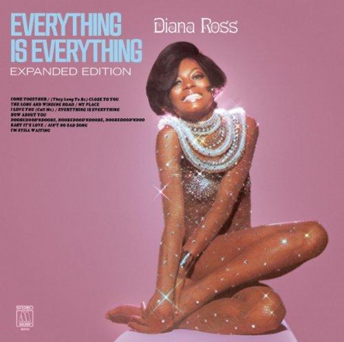 Diana Ross I'm Still Waiting cover art