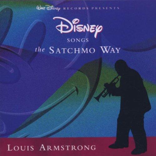 Louis Armstrong Zip-A-Dee-Doo-Dah cover art