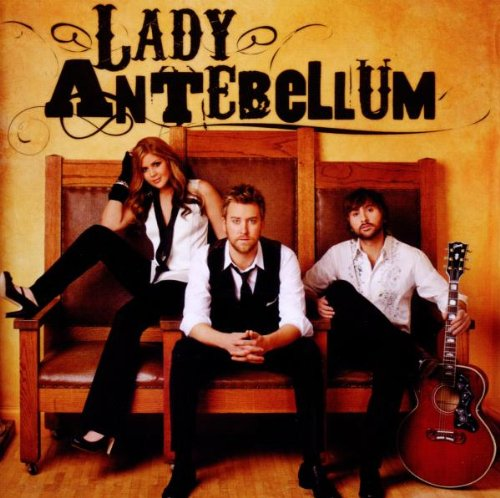 Lady Antebellum Love Don't Live Here cover art