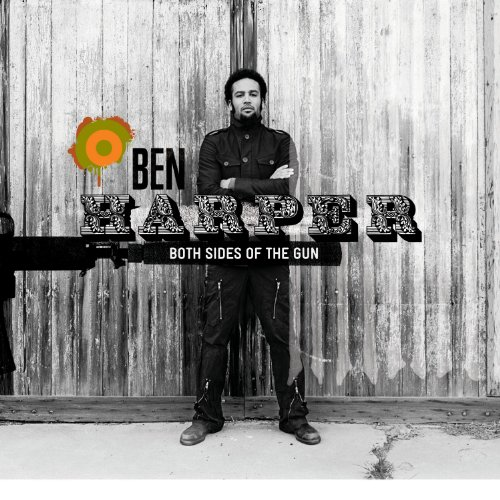 Ben Harper More Than Sorry cover art
