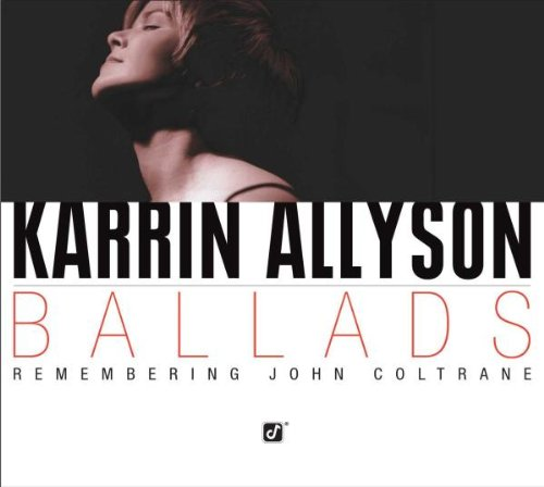 Karrin Allyson Too Young To Go Steady cover art