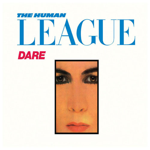 The Human League Don't You Want Me cover art