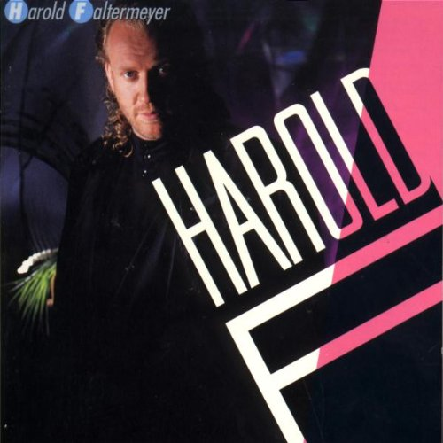 Harold Faltermeyer Axel F cover art