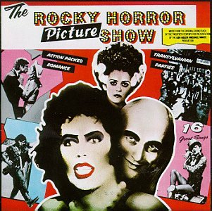 Richard O'Brien Science Fiction Double Feature (from The Rocky Horror Picture Show) cover art