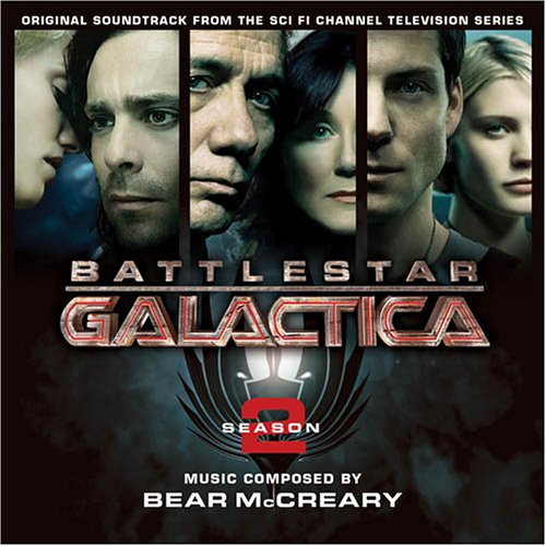 Bear McCreary The Shape Of Things To Come cover art