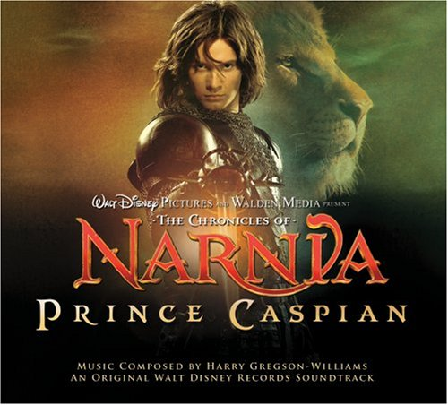 Harry Gregson-Williams Arrival At Aslan's How cover art