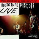 The Sex Pistols Pretty Vacant cover art