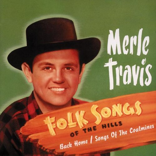 Merle Travis Nine Pound Hammer cover art