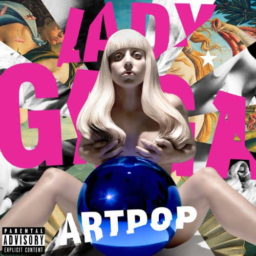 Lady Gaga Gypsy cover art