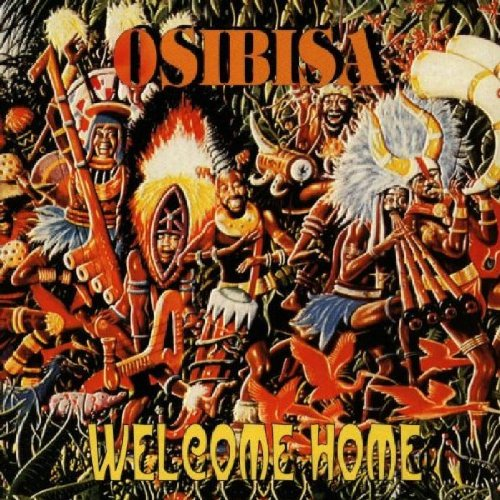 Osibisa Sunshine Day cover art