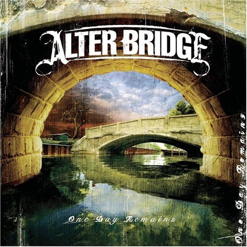 Alter Bridge One Day Remains cover art