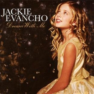 Jackie Evancho Dream With Me cover art