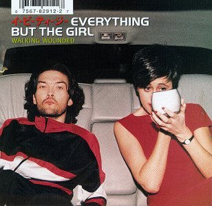 Everything But The Girl Mirrorball cover art