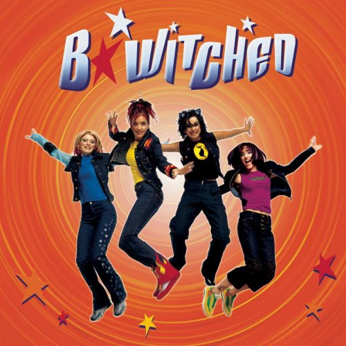 B*Witched Blame It On The Weatherman cover art
