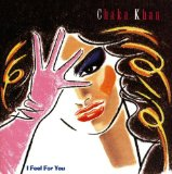 Chaka Khan I Feel For You cover kunst
