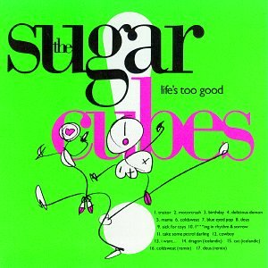 The Sugarcubes Birthday cover art