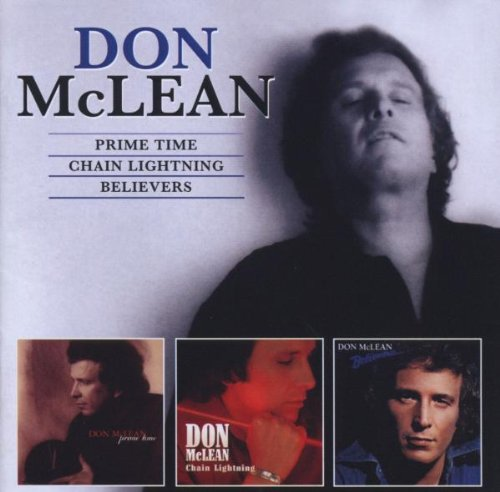 Don McLean Crying cover art