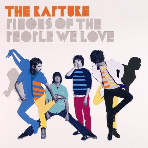 The Rapture Get Myself Into It cover art
