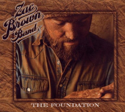 Zac Brown Band Highway 20 Ride cover art