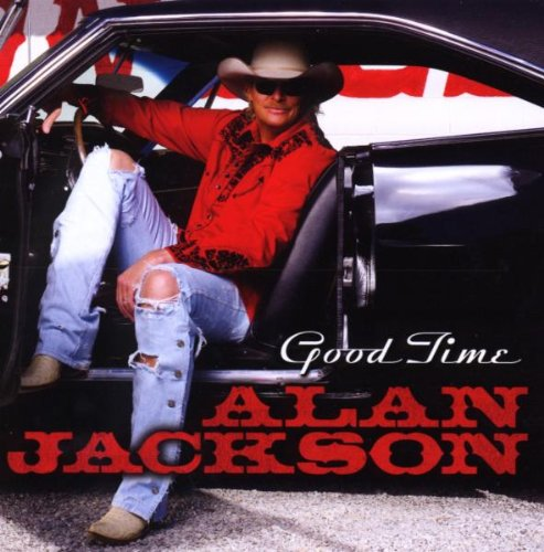 Alan Jackson Never Loved Before cover art