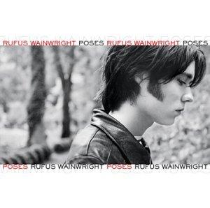 Rufus Wainwright Hallelujah cover art