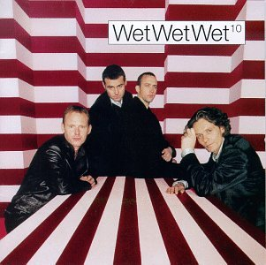 Wet Wet Wet If I Never See You Again cover art