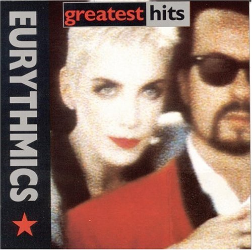 Eurythmics It's Alright (Baby's Coming Back) cover art