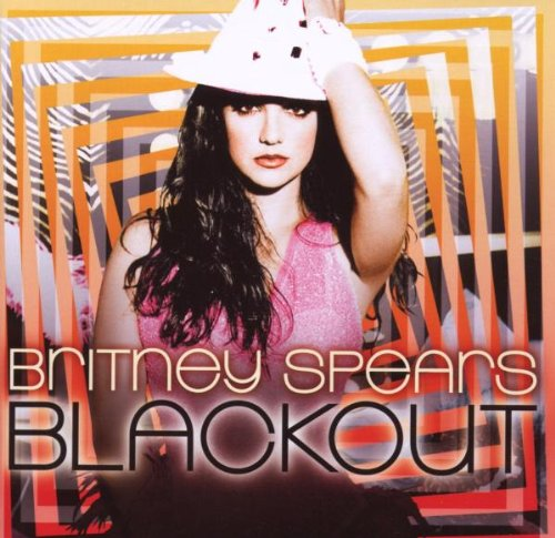 Britney Spears Piece Of Me cover art