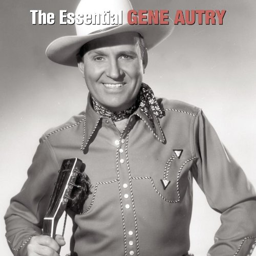 Gene Autry Listen To The Rhythm Of The Range cover art