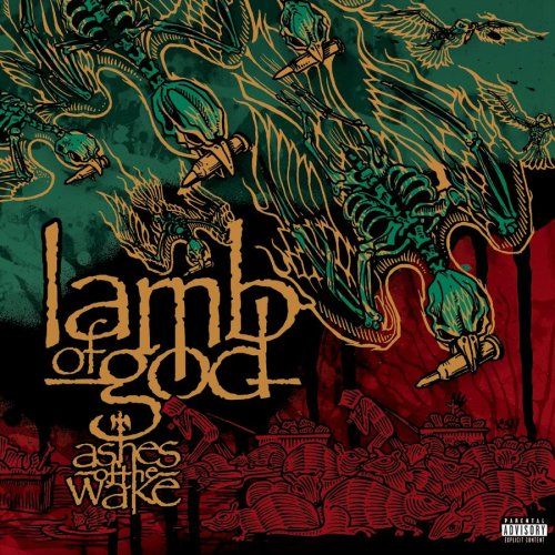 Lamb of God Laid To Rest cover art