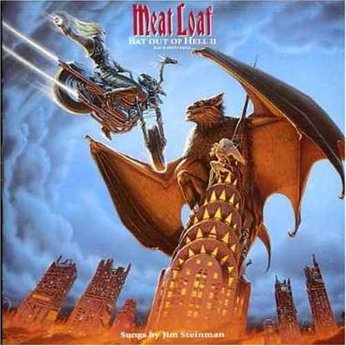 Meat Loaf Rock And Roll Dreams Come Through cover art
