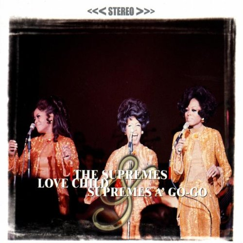 The Supremes You Can't Hurry Love cover art