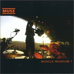 Muse Jimmy Kane cover art