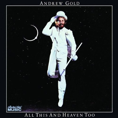 Andrew Gold Thank You For Being A Friend cover art