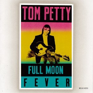 Tom Petty A Face In The Crowd cover art