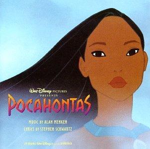 Alan Menken The Virginia Company (from Pocahontas) cover art