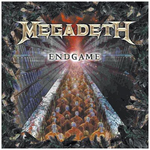 Megadeth 1,320' cover art