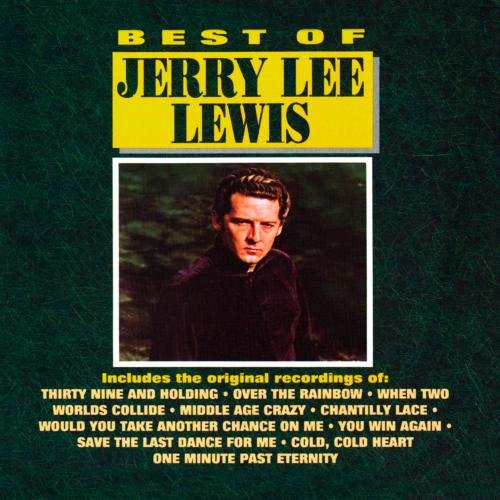 Jerry Lee Lewis Roll Over Beethoven cover art