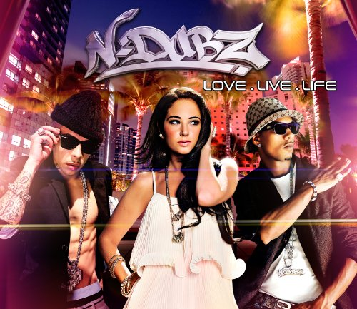 N-Dubz Best Behaviour cover art