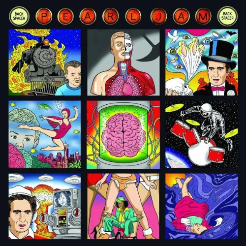 Pearl Jam The Fixer cover art