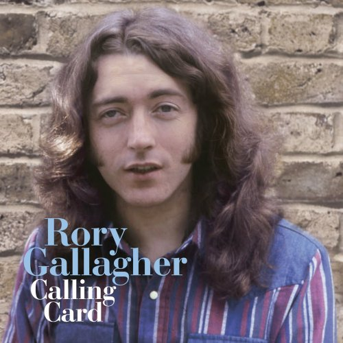 Rory Gallagher Moonchild cover art