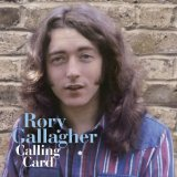 Rory Gallagher Calling Card l'art de couverture