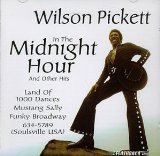 Wilson Pickett In The Midnight Hour l'art de couverture